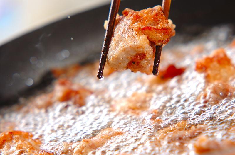 鶏肉のナンプラー漬けの作り方の手順6