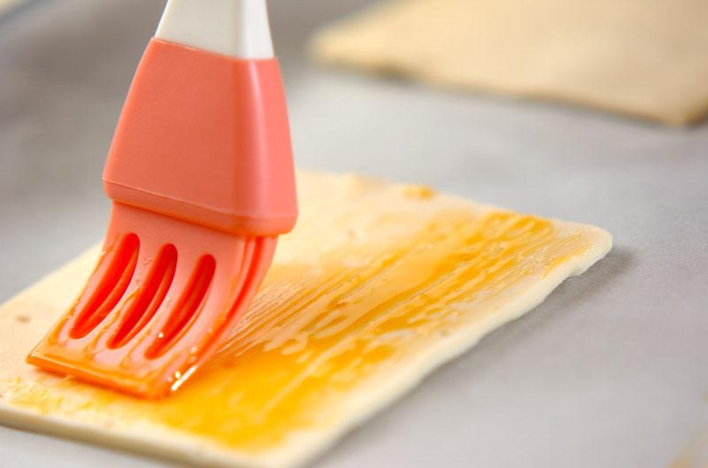 のせるだけのリンゴ煮パイの作り方の手順5