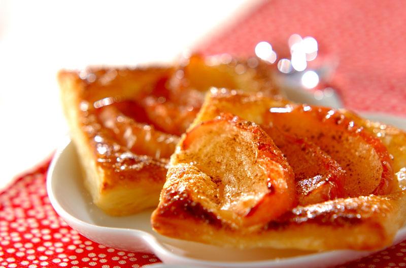 のせるだけのリンゴ煮パイの作り方の手順