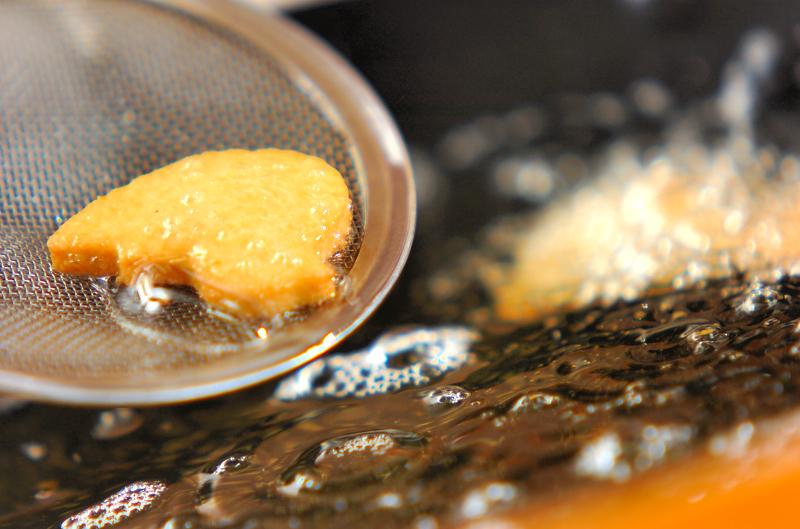 おからの黒糖かりんとうの作り方の手順2