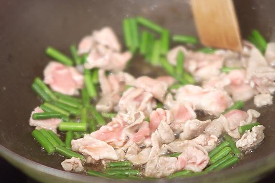 豆腐チャンプルーの作り方2