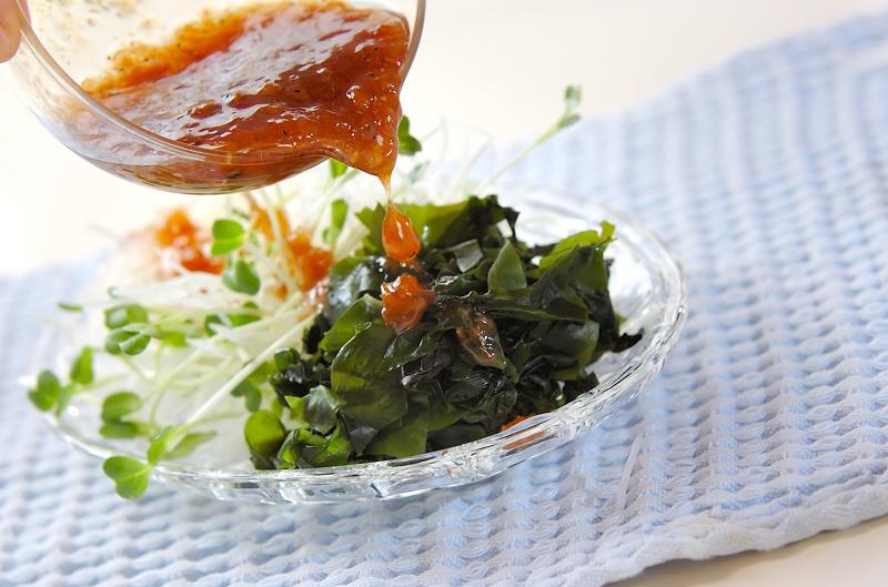 パリパリ大根サラダの作り方の手順6