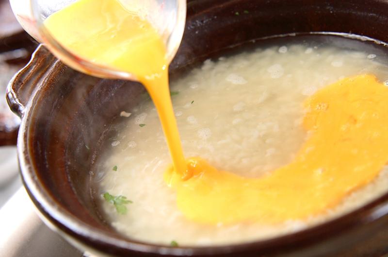 野菜たっぷり!あったかカニ鍋の作り方の手順14