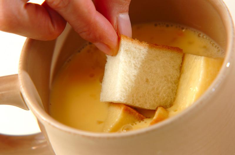 クイックフレンチトーストの作り方の手順1