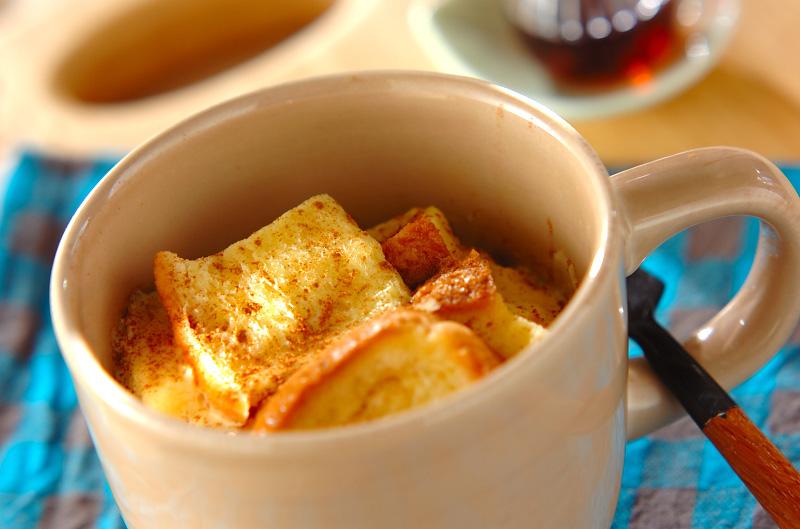 クイックフレンチトーストの作り方の手順