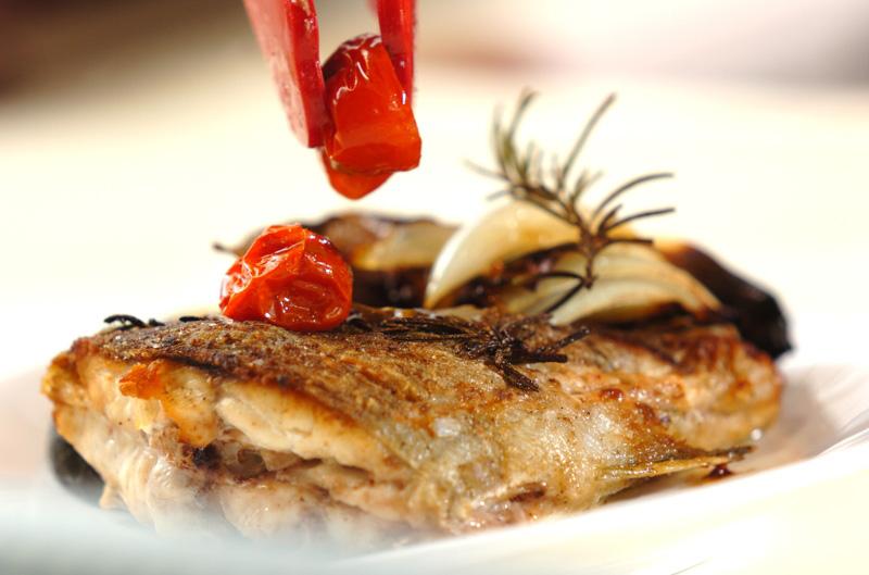 イサキと野菜のオーブン焼きの作り方の手順10
