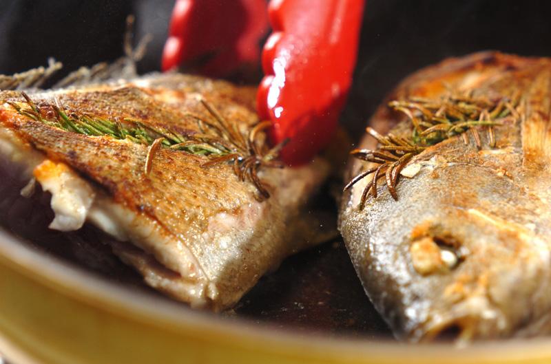 イサキと野菜のオーブン焼きの作り方の手順7