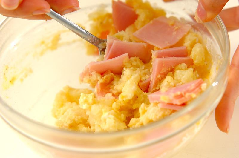 ジャガイモのマスタードサラダの作り方の手順5