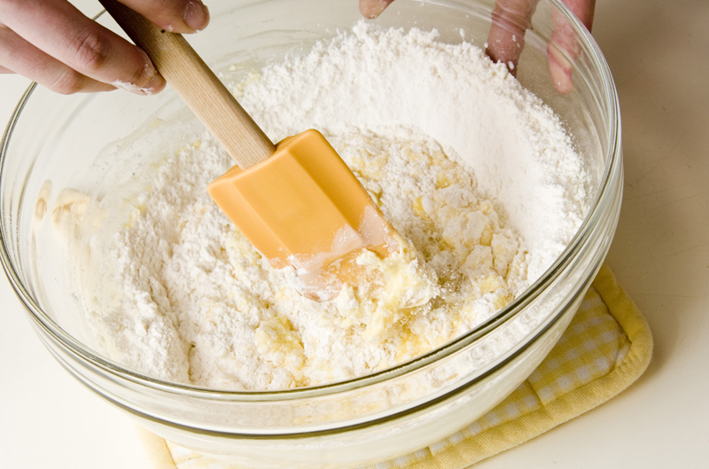 レンジミニケーキの作り方の手順3
