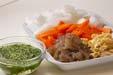 野菜の粕汁の作り方の手順2