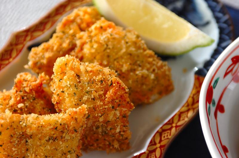 タラのサクサクチーズフライ【E・レシピ】料理のプロが作る簡単レシピ/2012.11.12公開のレシピです。