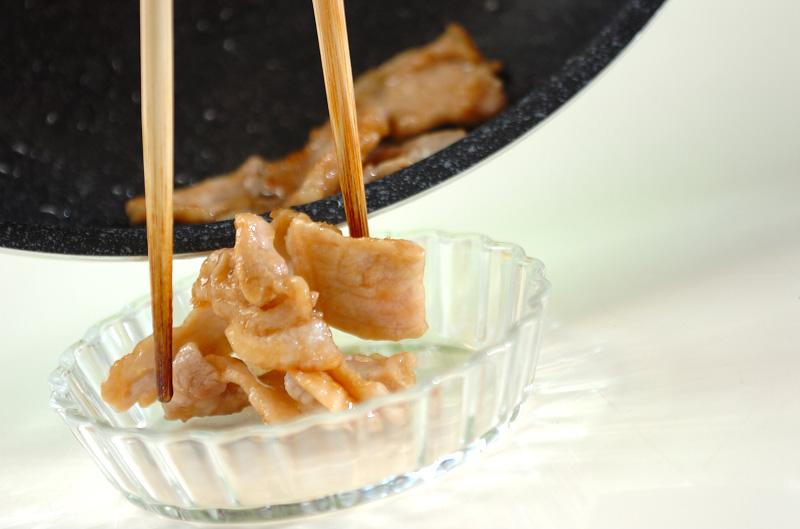 サッパリ野菜炒めの作り方の手順6