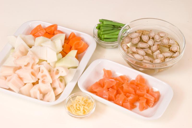 スペアリブの煮物の作り方の手順2