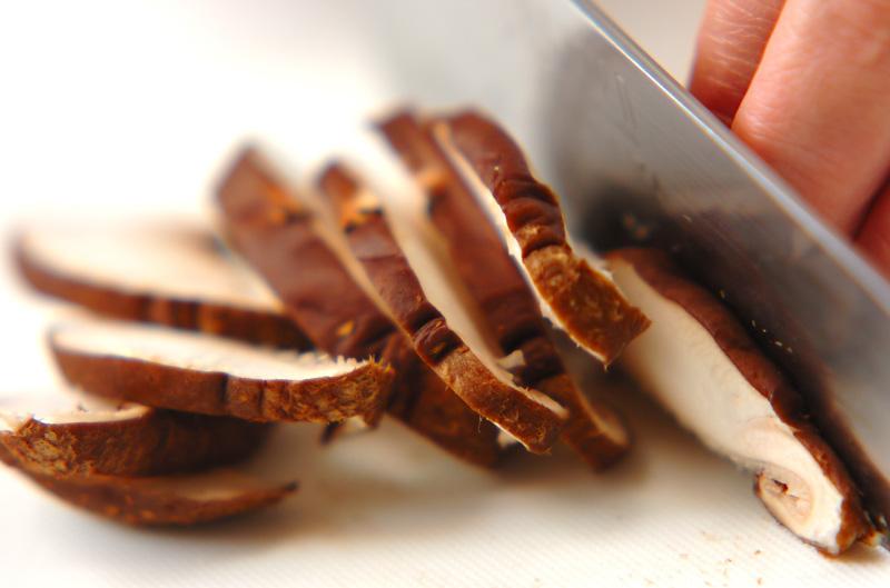 牛肉とキムチの炒め物の作り方の手順3