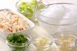 春雨と鶏ひき肉の炒め物の作り方の手順1