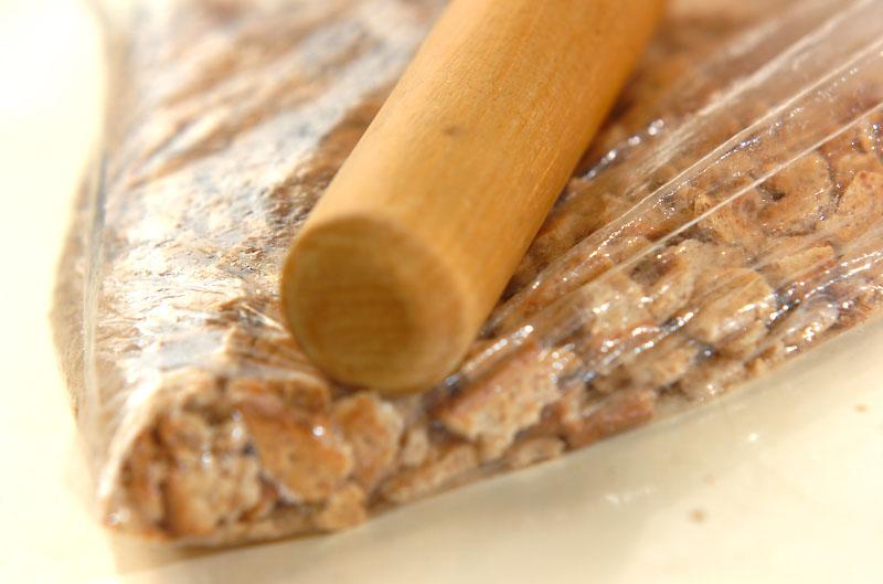 レアチーズケーキの作り方の手順2