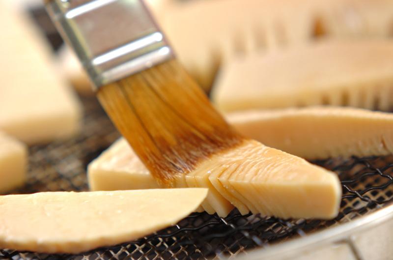 シンプル焼きタケノコの作り方の手順4