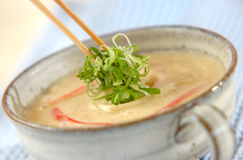 豆乳トロミ素麺の作り方の手順5