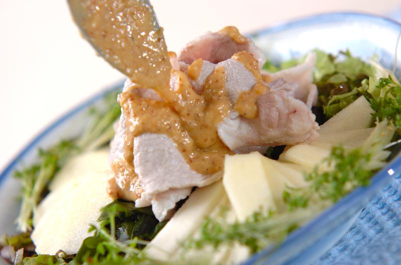 ゆで豚のナッツソースの作り方の手順9