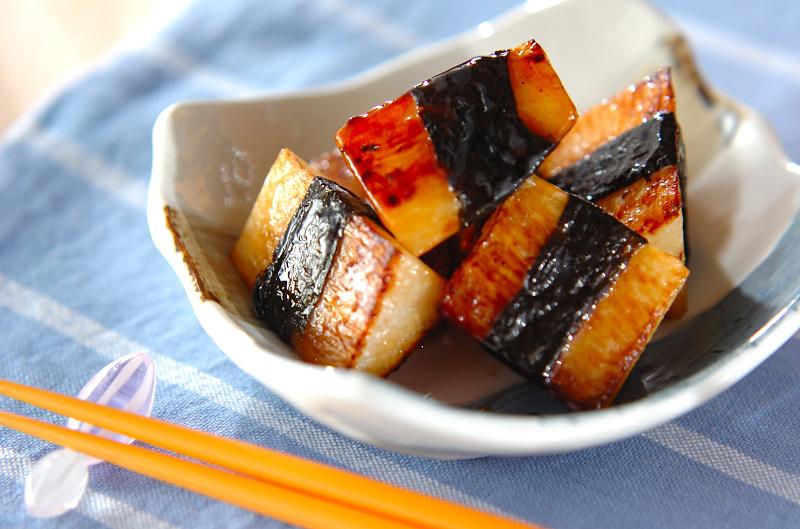 長芋 レシピ お 弁当