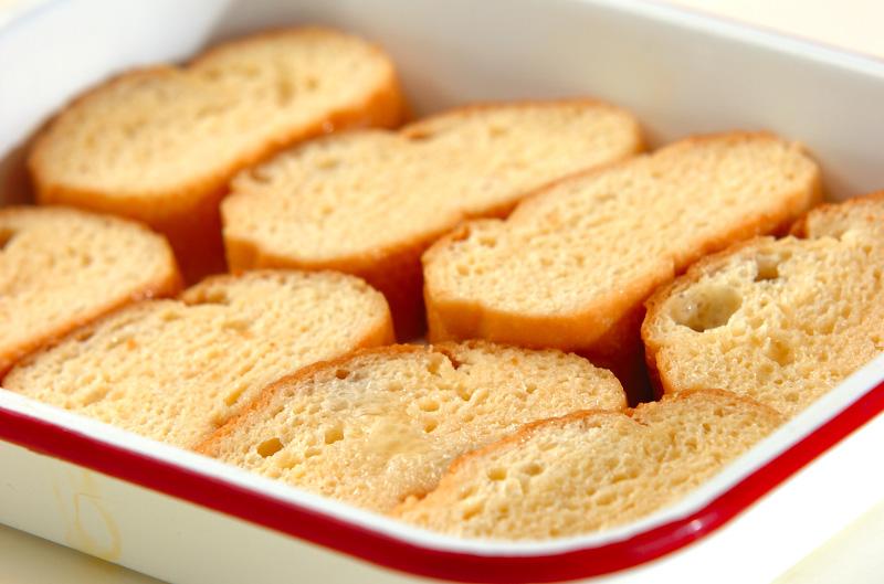 印刷 分度器 印刷 : 豆乳フレンチトースト【E・レシピ】料理のプロが ...