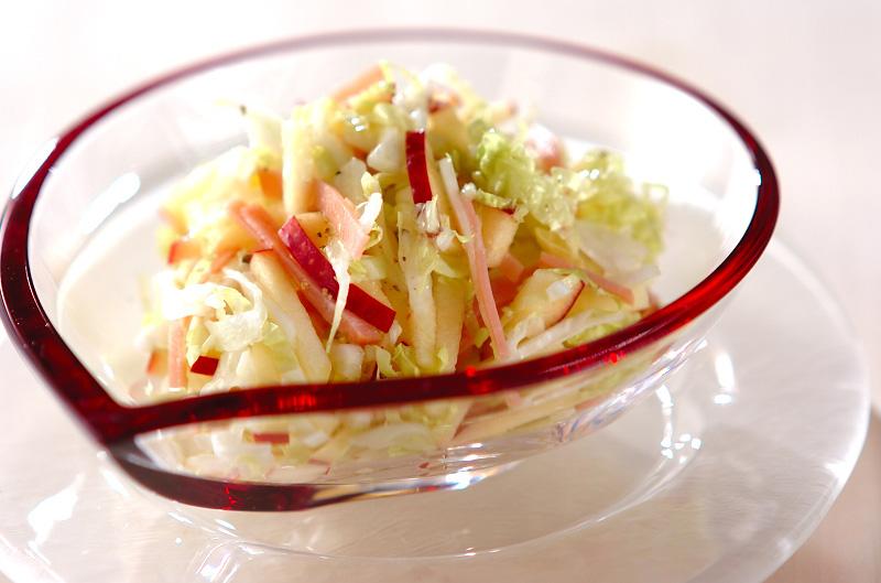 レシピ 白菜 サラダ