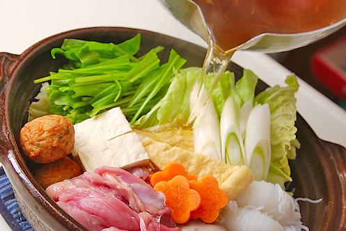 野菜の旨味たっぷり!鶏ちゃんこ鍋の作り方の手順12