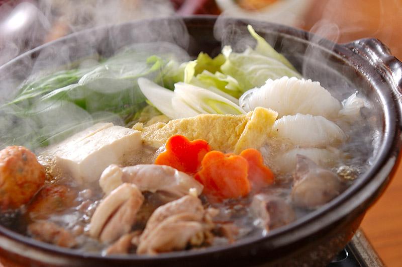 野菜の旨味たっぷり!鶏ちゃんこ鍋の作り方の手順