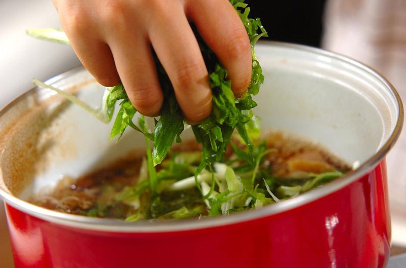 親子丼の作り方の手順7