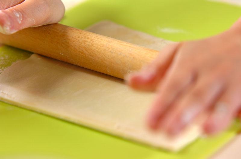 サーモンポテトパイの作り方の手順1