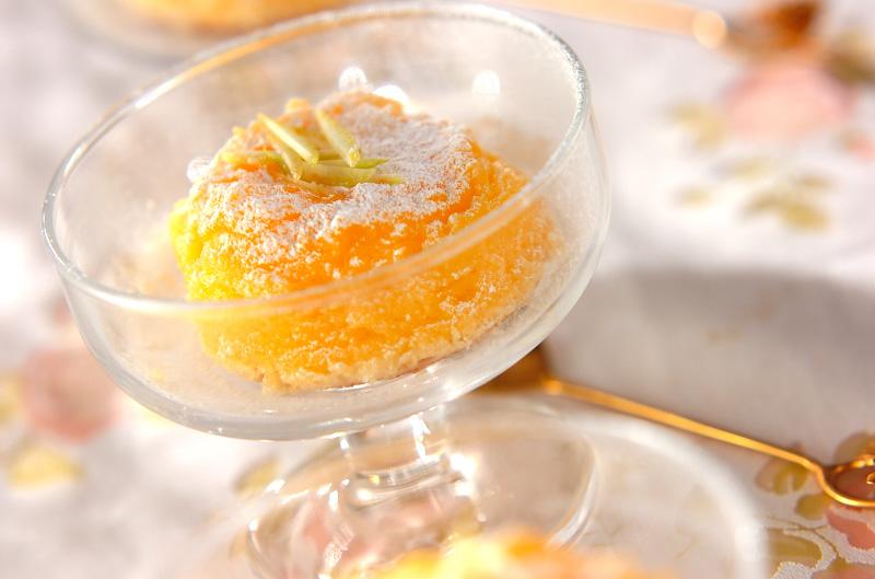 レモンケーキの作り方の手順