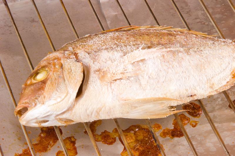 鯛ご飯の作り方の手順5