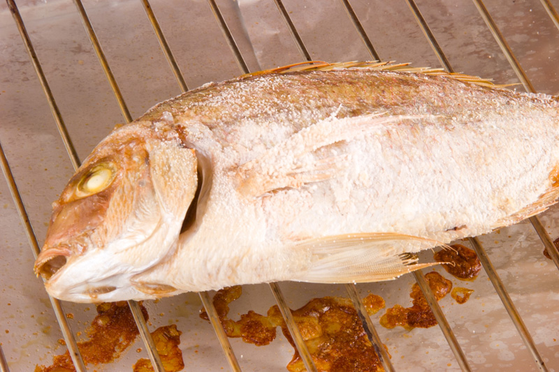 鯛ご飯の作り方1