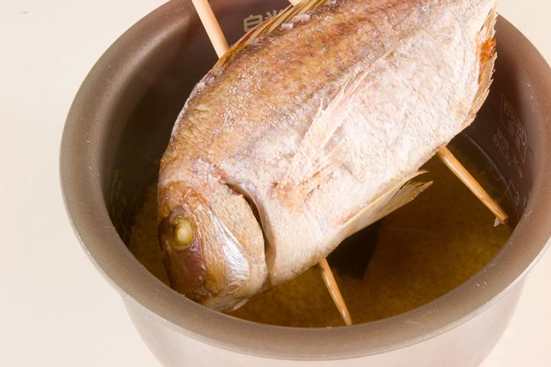 鯛ご飯の作り方2
