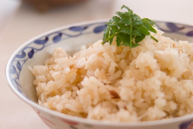 鯛ご飯の作り方の手順