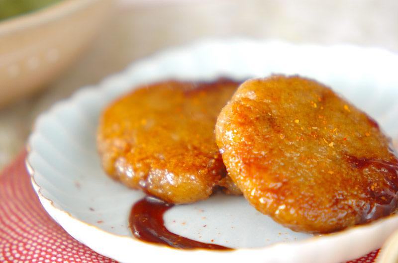 レンコンもち【E・レシピ】料理のプロが作る簡単レシピ/2007.02.19公開のレシピです。