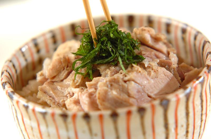 鶏の炊き込みご飯の作り方の手順5