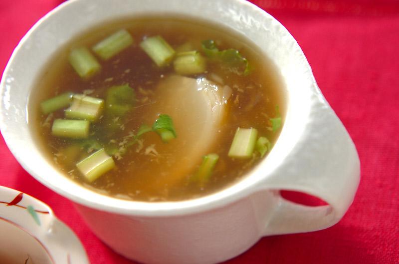 かぶ スープ