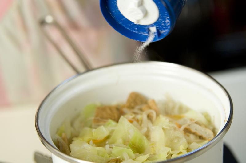春キャベツのスープ煮の作り方の手順3