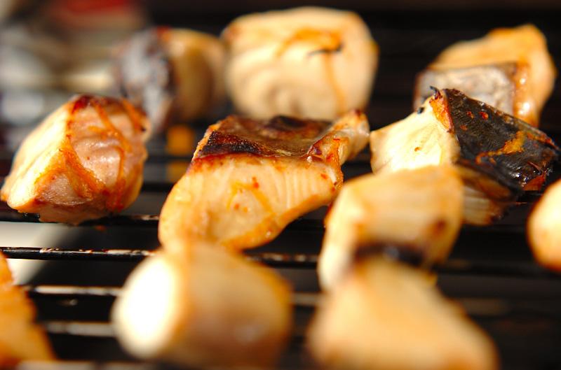 サワラのユズ焼きの作り方の手順6