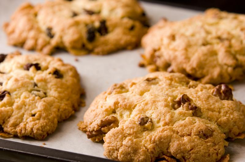 コーンフレーククッキーの作り方の手順5