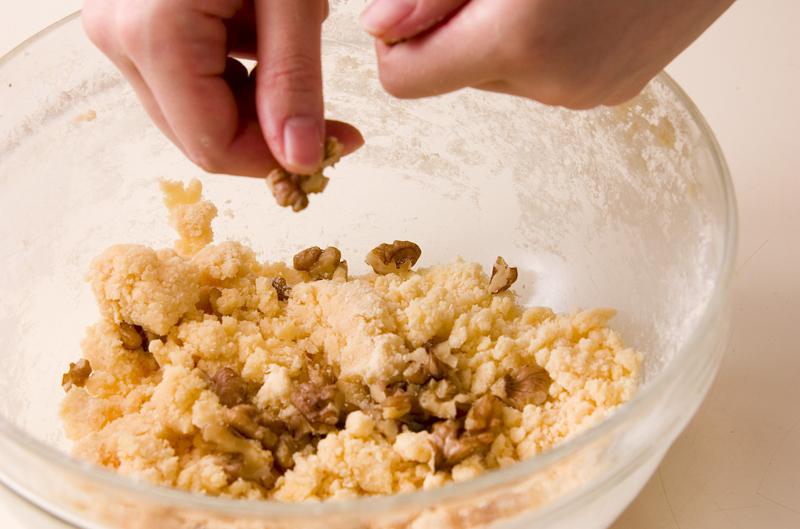 コーンフレーククッキーの作り方の手順3