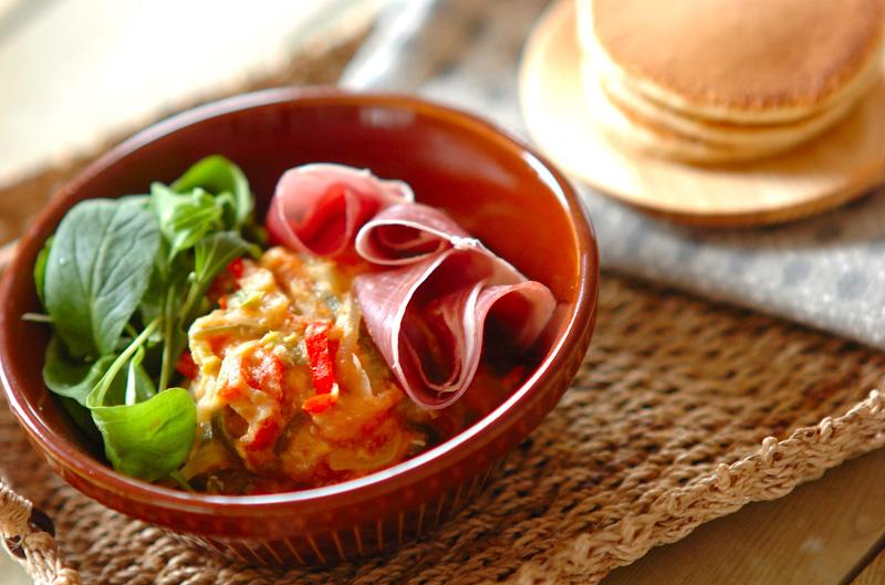 ピペラド風 野菜の煮込み