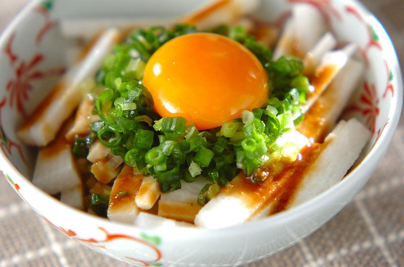 長芋 の サラダ