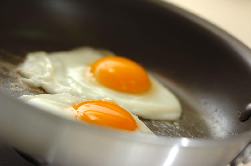 豚ひき肉でつくるガパオライスの作り方の手順7