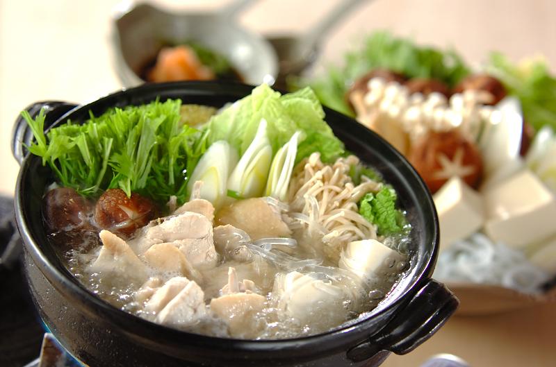 鶏鍋春巻きのポイント・コツ1
