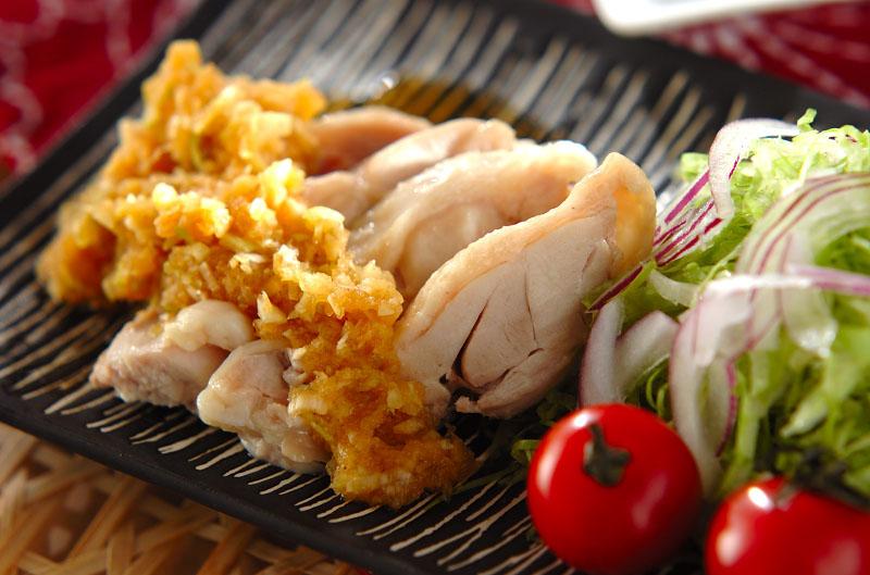 ゆで鶏のネギダレがけ【E・レシピ】料理のプロが作る簡単レシピ/2014.08.11公開のレシピです。