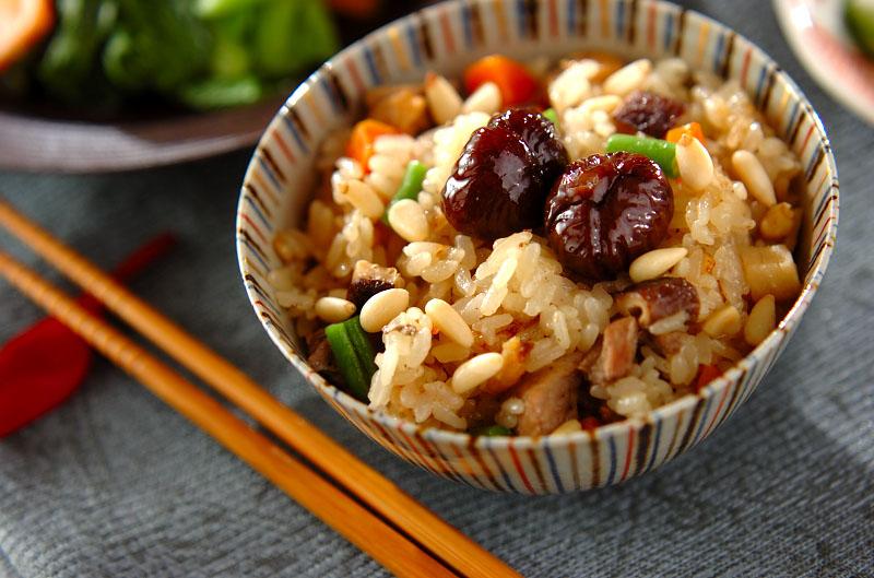 炊飯器で中華おこわ【E・レシピ】料理のプロが作る簡単レシピ ...
