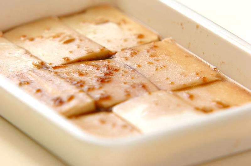 豆腐のマリネの作り方2