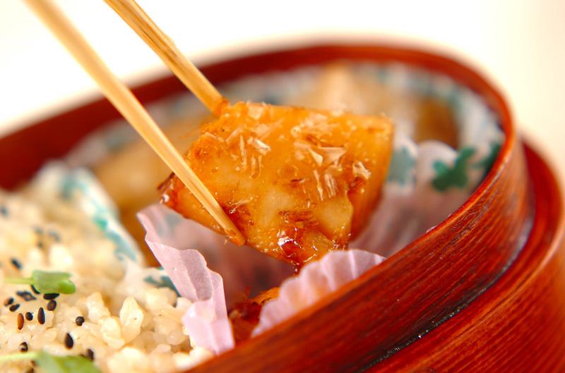 お魚のお弁当の作り方10